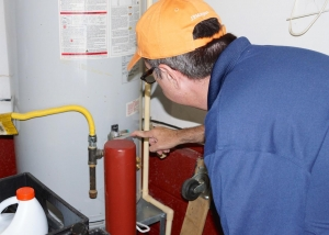 Check Water Heater
