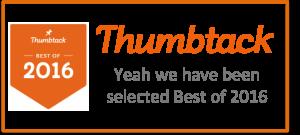 thumbtack 2016 Award