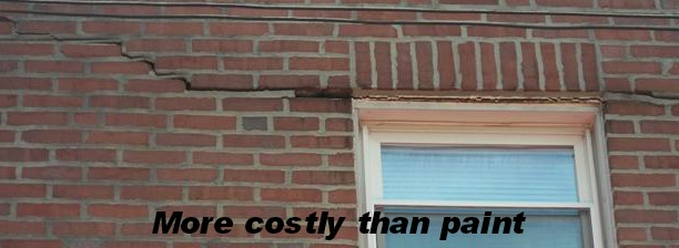 What Paint To Use On Rusted Lintels